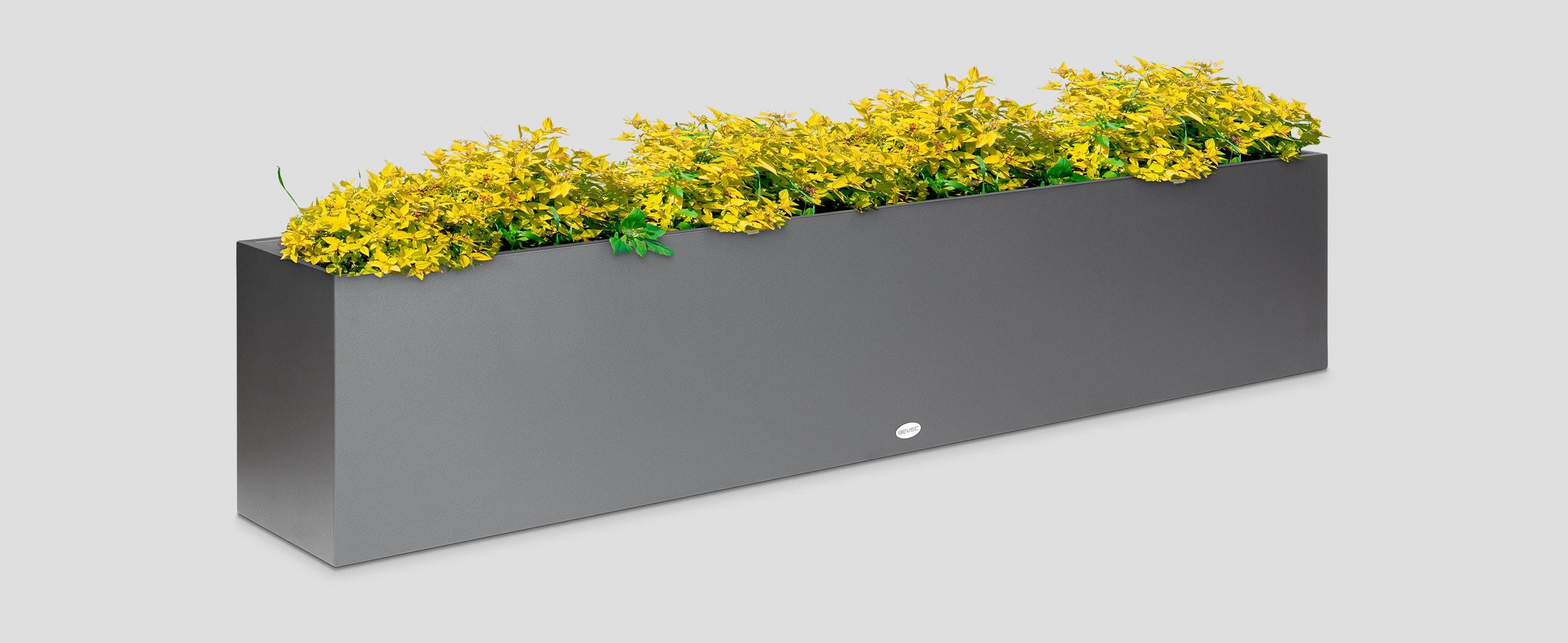 korito za rože Rectangular